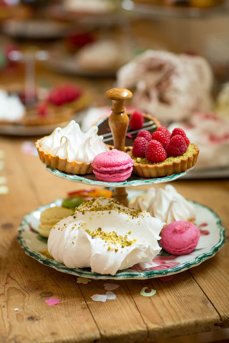 Cakes Desserts Colourful DIY Village Hall Wedding http://samanthagilrainephotography.com/