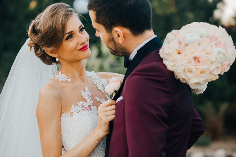 Pink & Gold Wedding In Romania  Whimsical Wonderland Weddings