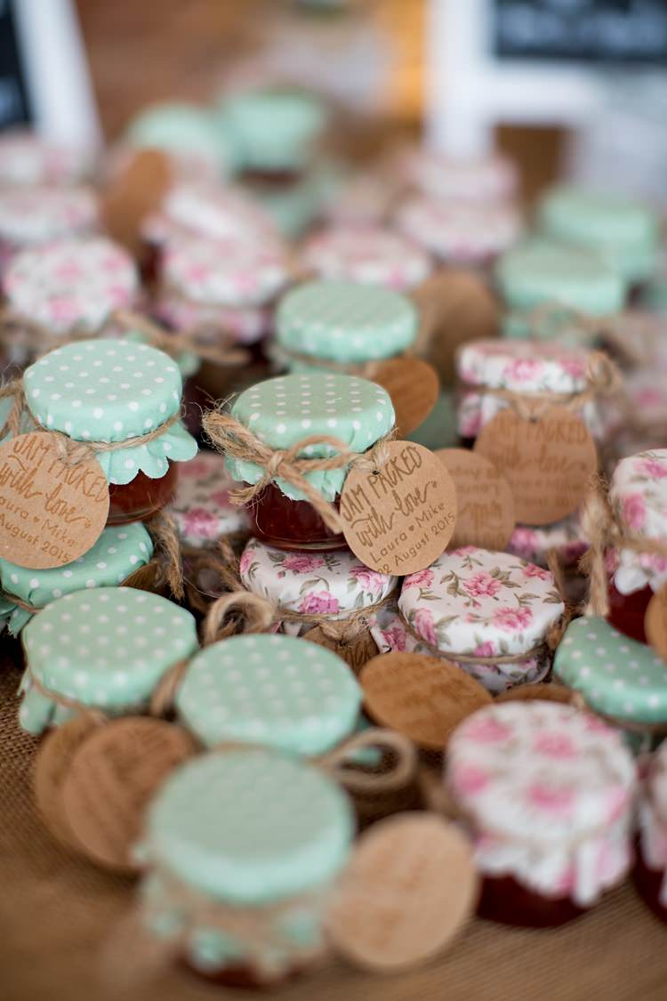 Pretty Pastel Country Garden Wedding Whimsical