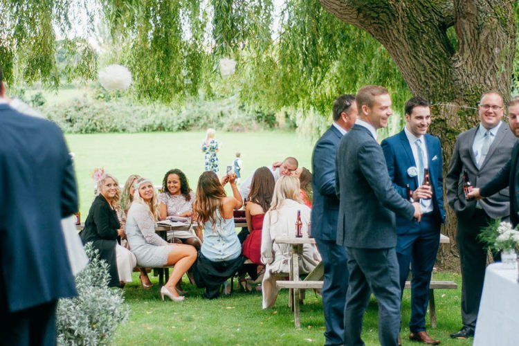 Home Made Garden Party Wedding www.purplepeartreephotography.com