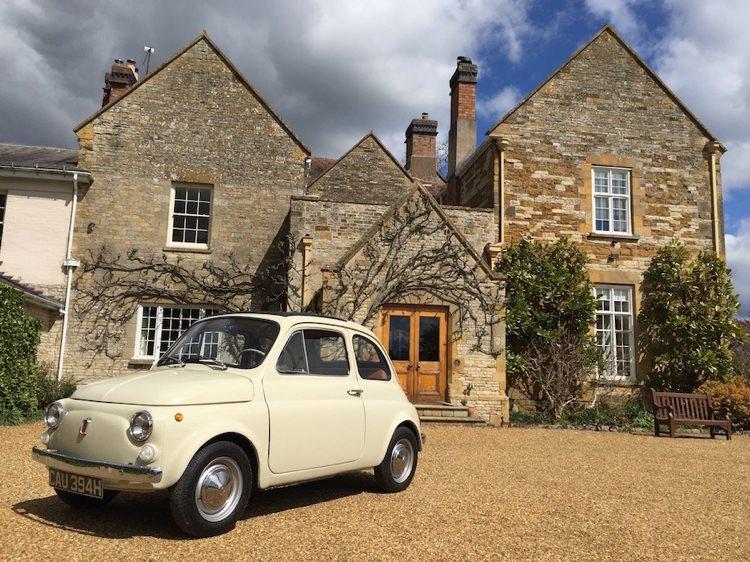 Fiat 500 Hire Wedding Supplier Directory UK