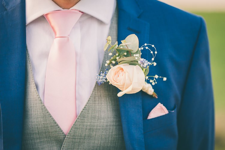 Blush Pink & Rose Gold Barn Wedding Whimsical Wonderland
