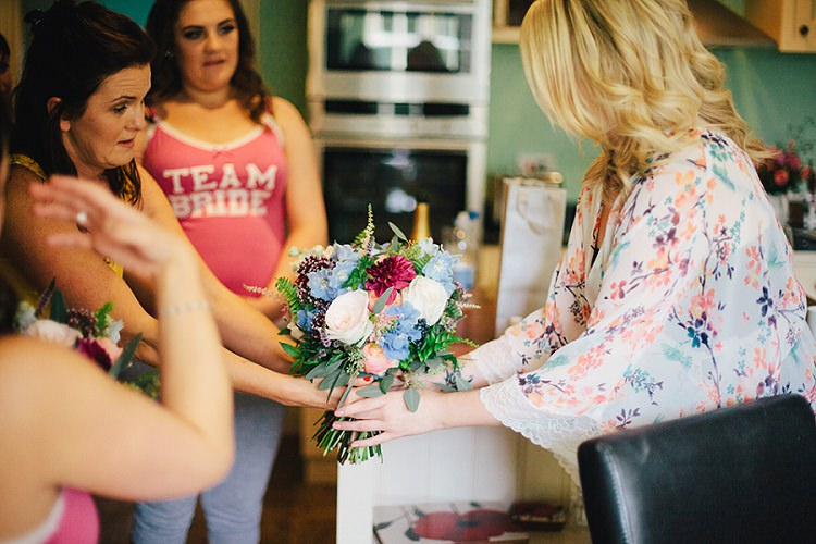 Rustic Woodland Floral Wedding http://kellyjphotography.co.uk/