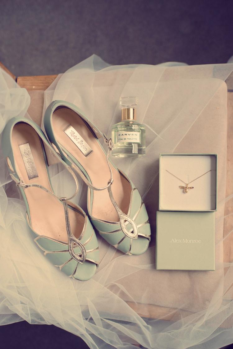 Rachel Simpson Shoes Accessories Homespun Mint Yurt Wedding http://www.jessicaraphaelphotography.com/