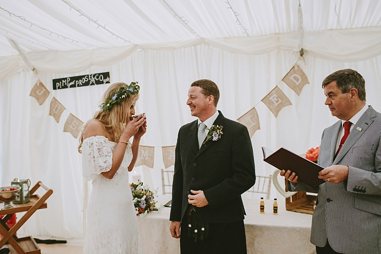 Beautiful Bohemian Beach Glamping Wedding http://www.thecurries.co/