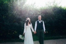 Indie Outdoorsy Camp Wedding http://emilytylerphotography.com/