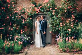 Pretty Quintessential English Country Garden Wedding http://blondiephotography.co.uk/