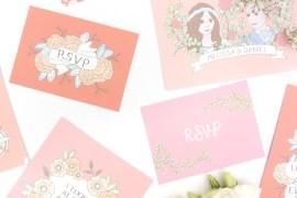 Bea & Bloom Stationery Wedding UK Supplier Directory Blog Wedding
