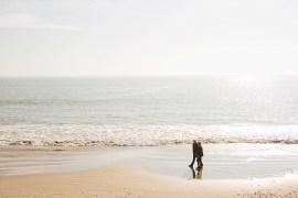 Seaside Engagement Shoot UK Wedding Blog http://www.bengoode.com/