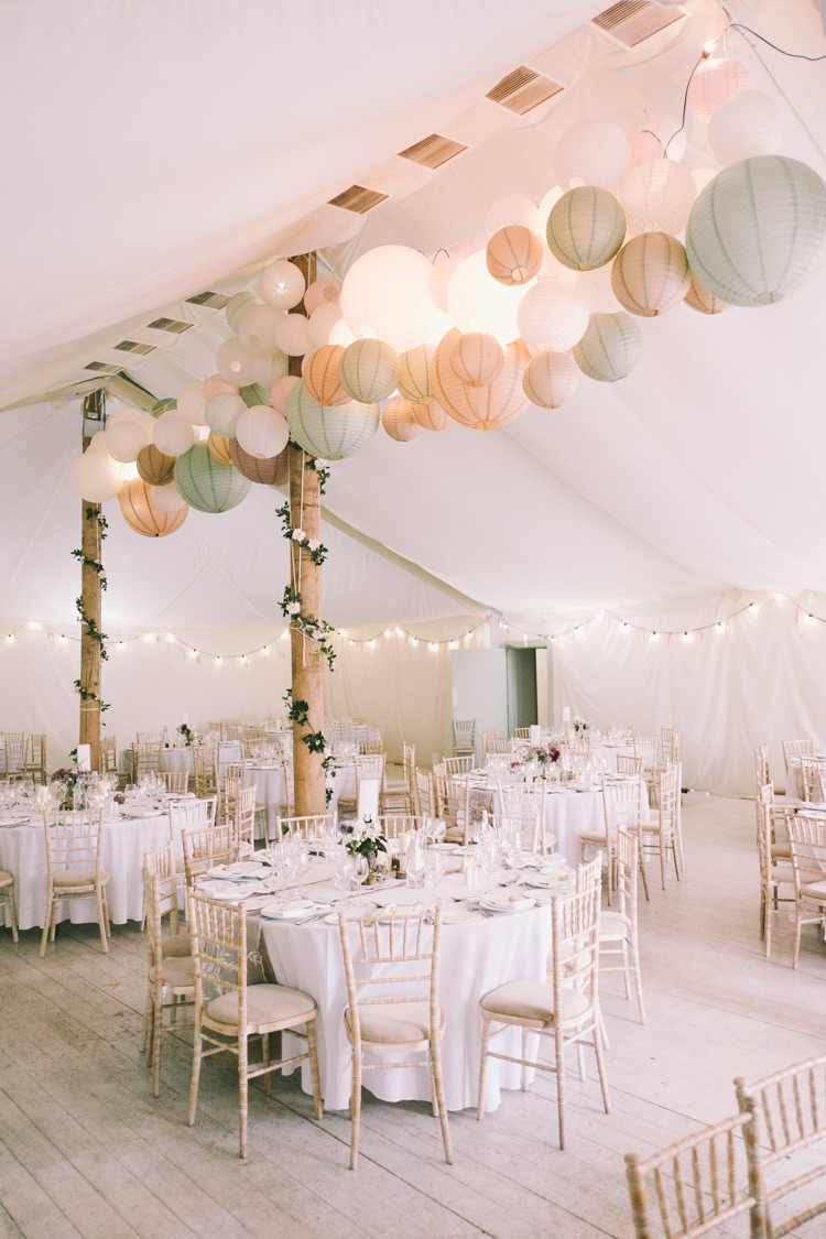 Pretty Amp Light Pink Country House Wedding Whimsical