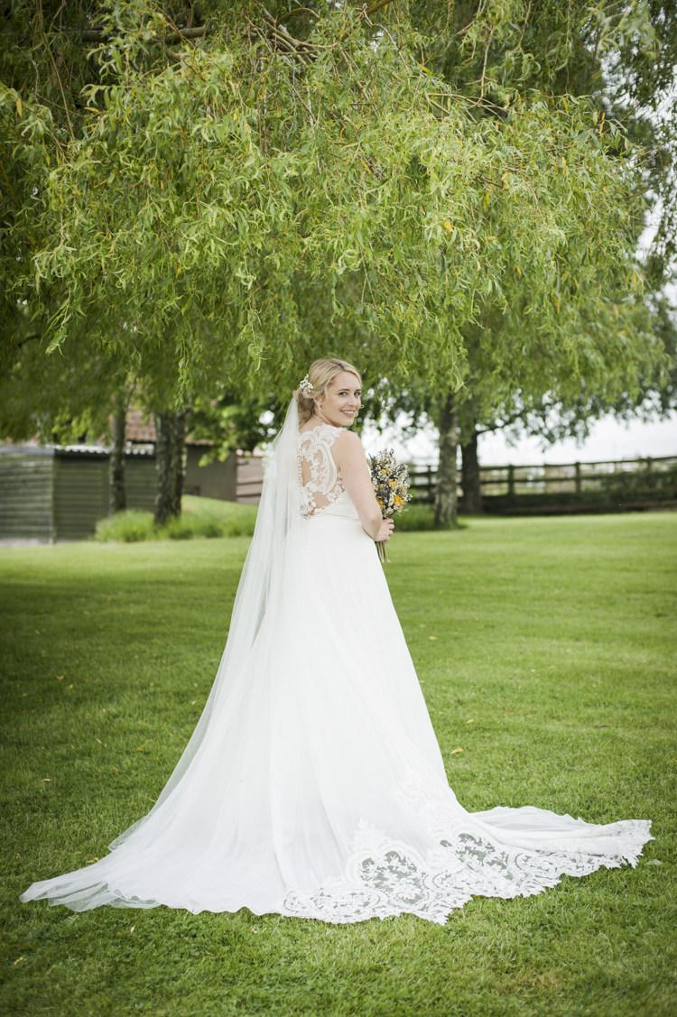 Essense of Australia Illusion Back Dress Gown Bride Bridal Whimsical Summery Lilac Wedding http://eleanorjaneweddings.co.uk/
