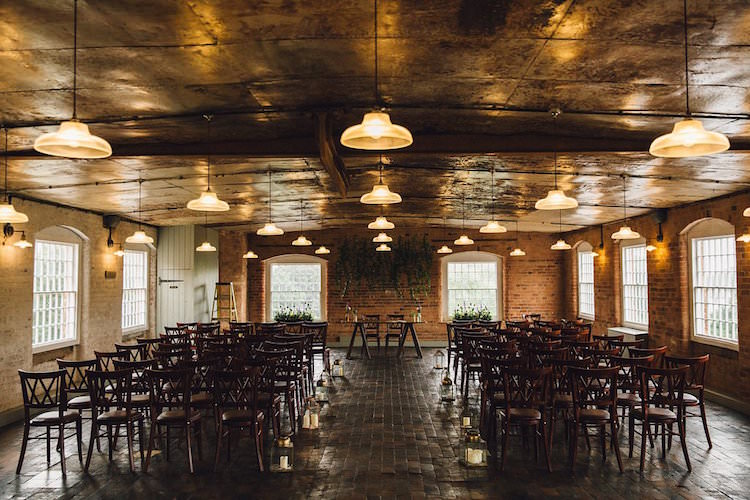 The West Mill Derbyshire Sweet Quirky Yellow Antique Wedding https://www.redonblonde.com/