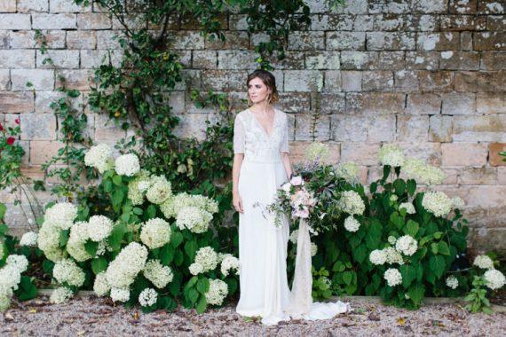 Wild Romance Greenery Wedding Ideas http://www.melissabeattie.com/