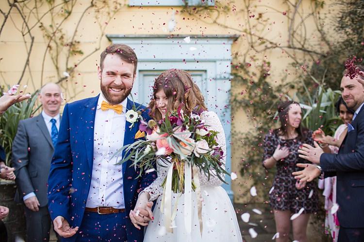 Confetti Throw Fun Spring Floral Creative Wedding https://www.binkynixon.com/
