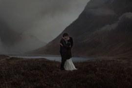 Breathtaking Wild Scotland Elopement http://www.theferros.com/