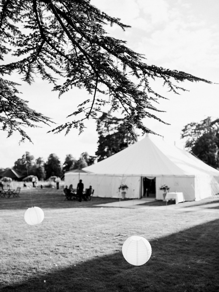 Pole Tent Marquee Countryside Whimsical Luxury Summer Garden Party Wedding https://www.wookiephotography.com/