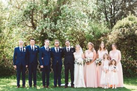 Elegant Unique Pale Pink Tipi Wedding http://holliecarlinphotography.com/