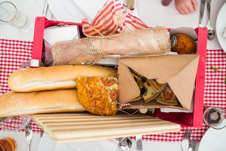 Hamper Food Tables Country Rustic Picnic Marquee Wedding https://www.binkynixon.com/
