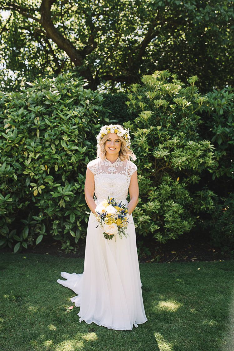 Charlotte Balbier Bridal Separates Top Skirt Lace Rustic Boho Summer Tipi Wedding https://www.luciewatsonphotography.com/