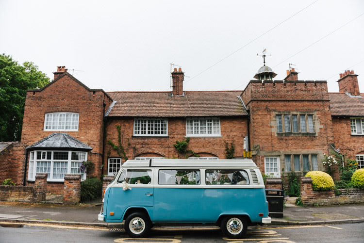 VW Camper Van Transport Whimsical Wedding Sea Rustic Barn http://sugarbirdphoto.co.uk/
