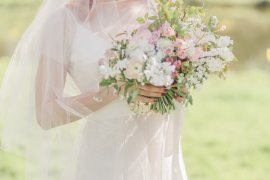 Ethereal Fine Art William Morris Wedding Ideas http://jessicadaviesphotography.co.uk/