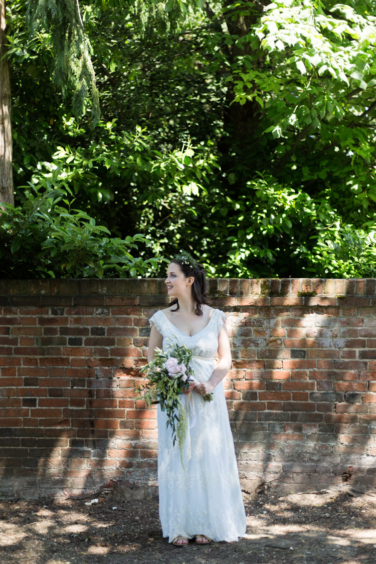 Bespoke Bride This Modern Love Bridal Greenery Foliage Hair Natural Outdoor Tipi Wedding https://www.ad-photography.co.uk/