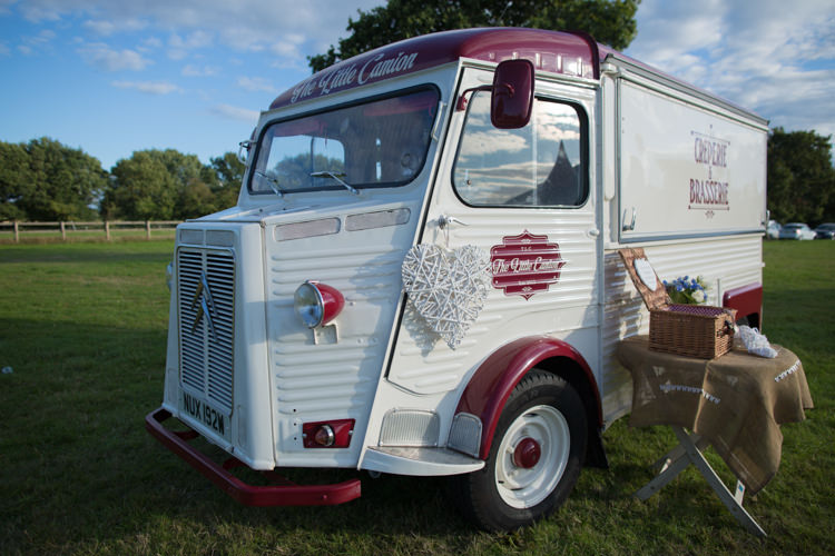 Crepe Creperie Citroen Van Street Food Catering Quirky Rustic Farm Wedding https://ragdollphotography.co.uk/