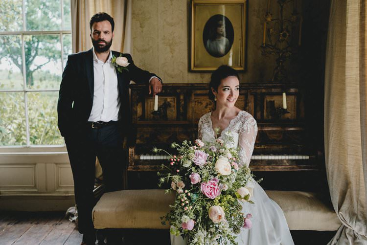 Romantic Luxe Wedding Ideas in the Country http://benjaminmathers.co.uk/