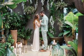 Greenery Botanical Wedding Ideas https://lisadigiglio.com/