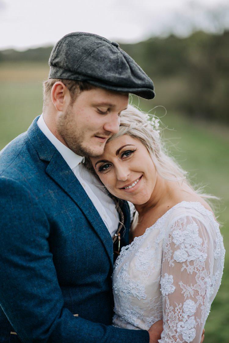Groom Suits Tweed Flat Caps No Ties Shirts Rustic Peaky Blinders Vineyard Wedding Yorkshire https://www.kazooieloki.co.uk/