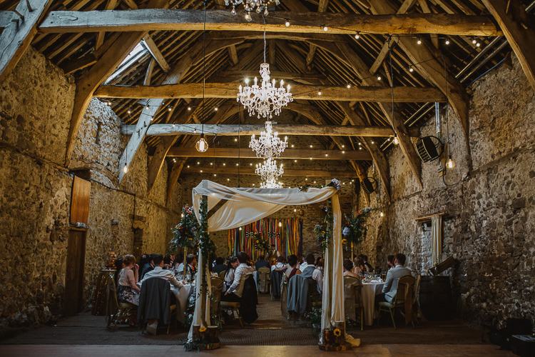 Colourful DIY Floral Luxe Barn Wedding http://www.joemather-photography.co.uk/