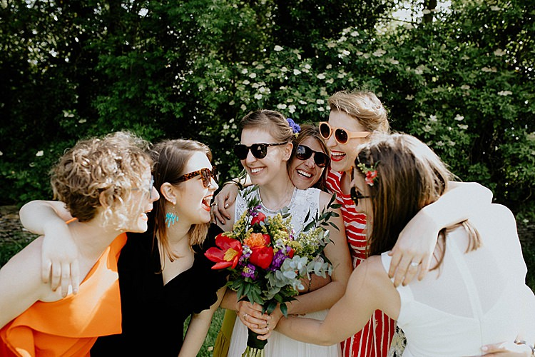 Mega Laid Back Festival Party Wedding http://www.jessicawilliams.photography/