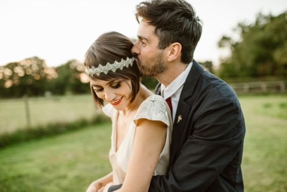 Vegan Handfasting Summer Garden Party Wedding https://www.elliegillard.co.uk/