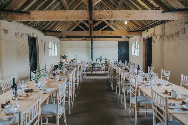 The Cow Shed Staffordshire Whimsical Green Copper Rustic DIY Wedding http://www.brookrosephotography.co.uk/