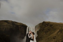 Intimate Adventurous Emotional Iceland Wedding http://www.thecurries.co/