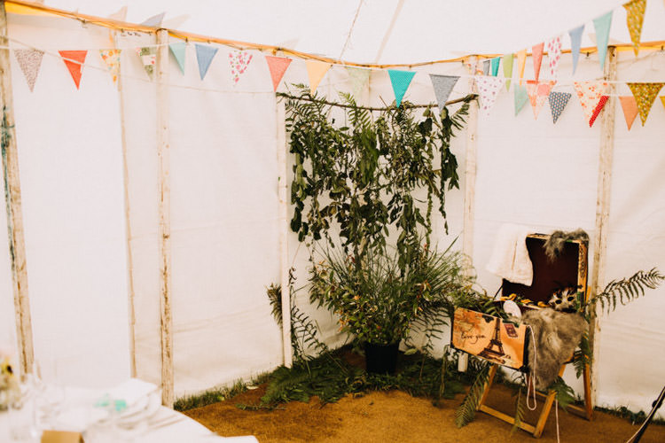 Photo Booth Greenery Backdrop Joyful Homespun Humanist Farm Camping Wedding https://aniaames.co.uk/