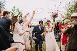 Joyful Homespun Humanist Farm Camping Wedding https://aniaames.co.uk/