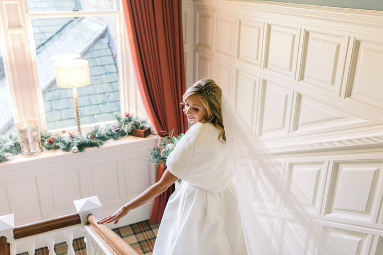 Enchanted Magical Snowy Wedding Whimsical Wonderland