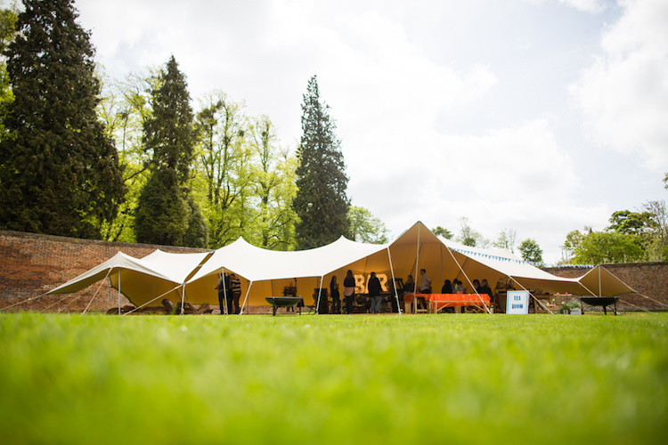 Funky Monkey Tents Wedding Marquees + Tents Wedding Directory UK Suppliers