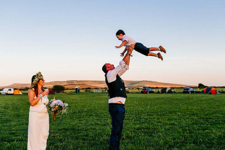 Fun Festival Boho Wedding The Party Field East Sussex http://epiclovestory.co.uk/