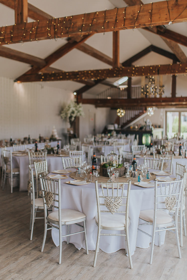 Fairy Lights Curtain Decor Chairs Chiavari Wicker Hearts Non-Traditional Country Party Barn Wedding Yorkshire http://www.lauracalderwood.co.uk/