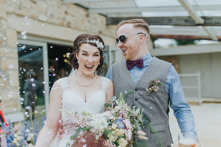 Confetti Non-Traditional Country Party Barn Wedding Yorkshire http://www.lauracalderwood.co.uk/