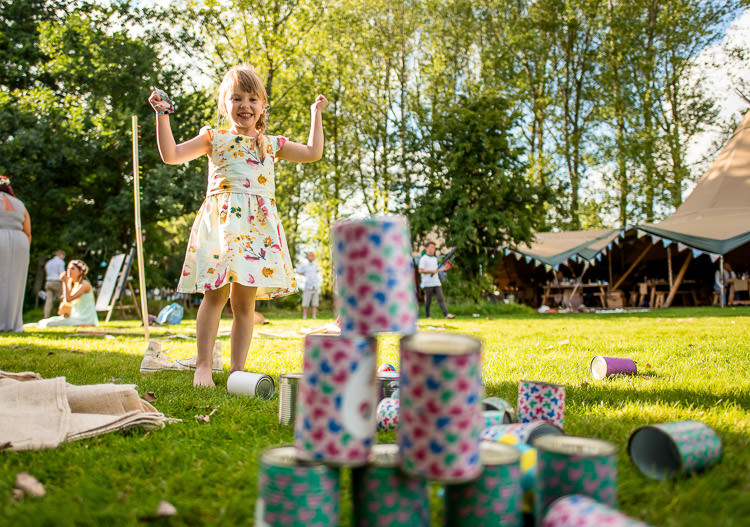 Fete Games Mismatched Colourful Wildflower Meadow Wedding Hush Venues Norfolk http://lighteningphotography.co.uk/