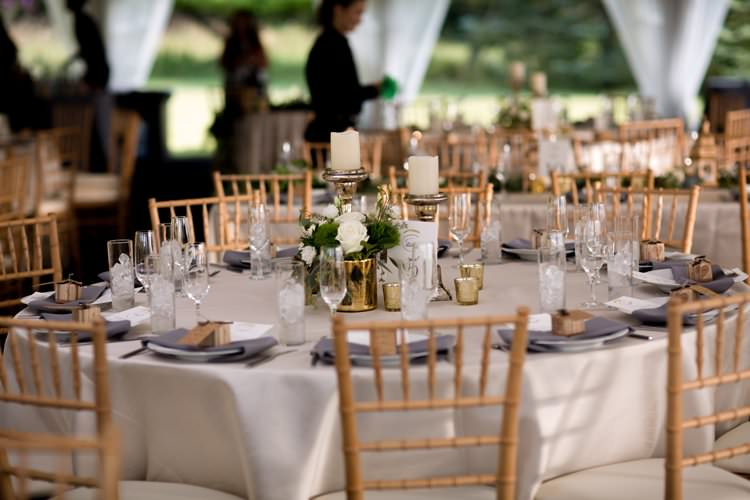 Outdoor Field Rustic Marquee Tipi Tent Wood Greenery Lanterns White Florals | Black Tie Carnival Wedding Hot Air Balloon http://www.makingthemoment.com/