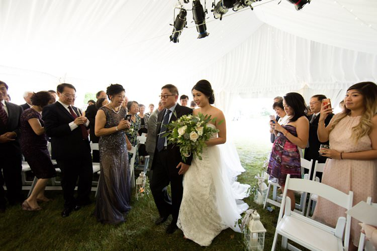 Outdoor Field Rustic Marquee Tipi Tent Wood Greenery Lanterns White Florals Gold Bride Groom | Black Tie Carnival Wedding Hot Air Balloon http://www.makingthemoment.com/