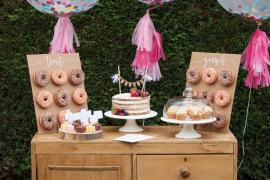 DIY Wedding Dessert Table Tutorial Cake_0019