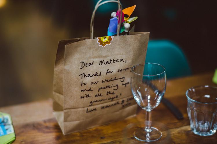 Kids Children Goody Bag Activities Table Present Woodland Organic Farm Shop Wedding Gloucestershire https://www.edgodden.co.uk/