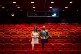 195 Piccadilly BAFTA London Wedding Matt Parry Photography
