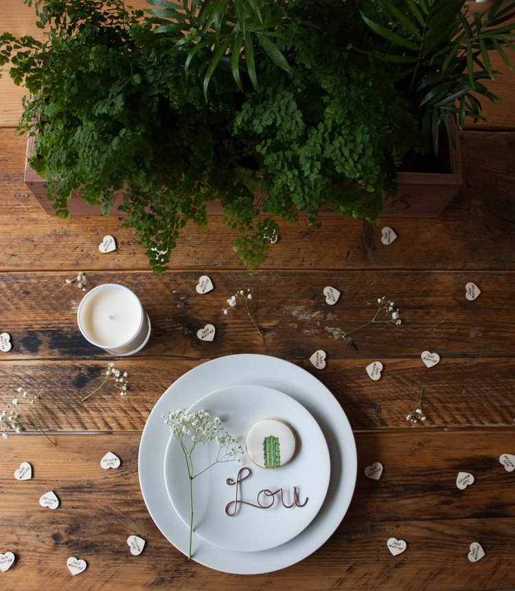 Rustic with Edge. The New Wedding Style with Etsy