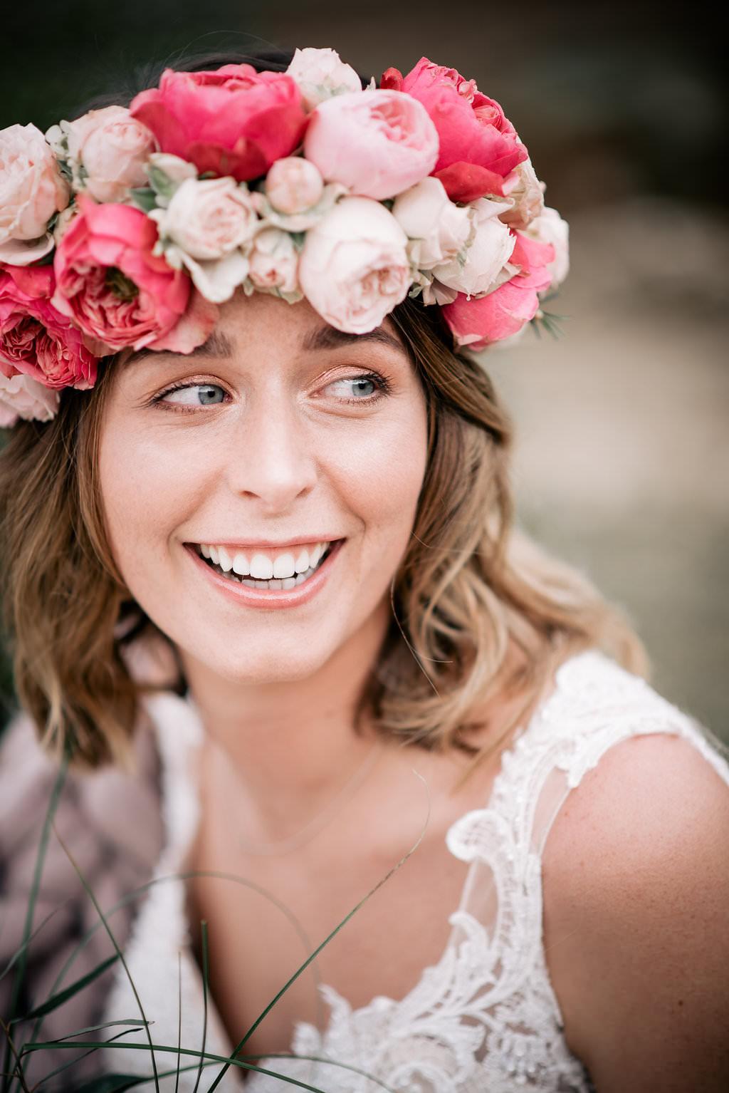 Bride Bridal Make Up Beauty Lapstone Barn Wedding Ideas Cotswolds Katie Hamilton Photography